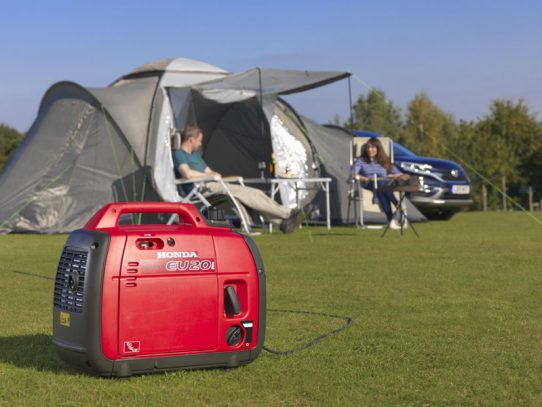 The best camping generator