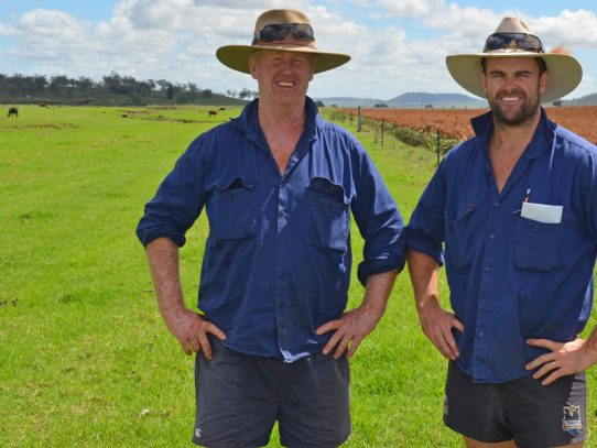 Major changes to crop program at Pilton