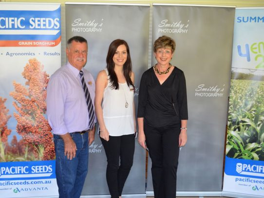 Well-known agri face celebrates 30 years working with Darling Downs community