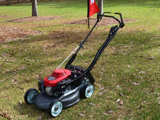 HRU196M1 Blade Brake Commercial Lawn Mower