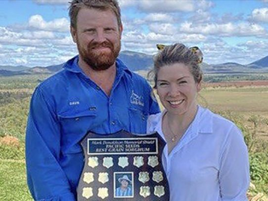 North Queensland farmer wins 2020 Mark Donaldson Memorial Shield
